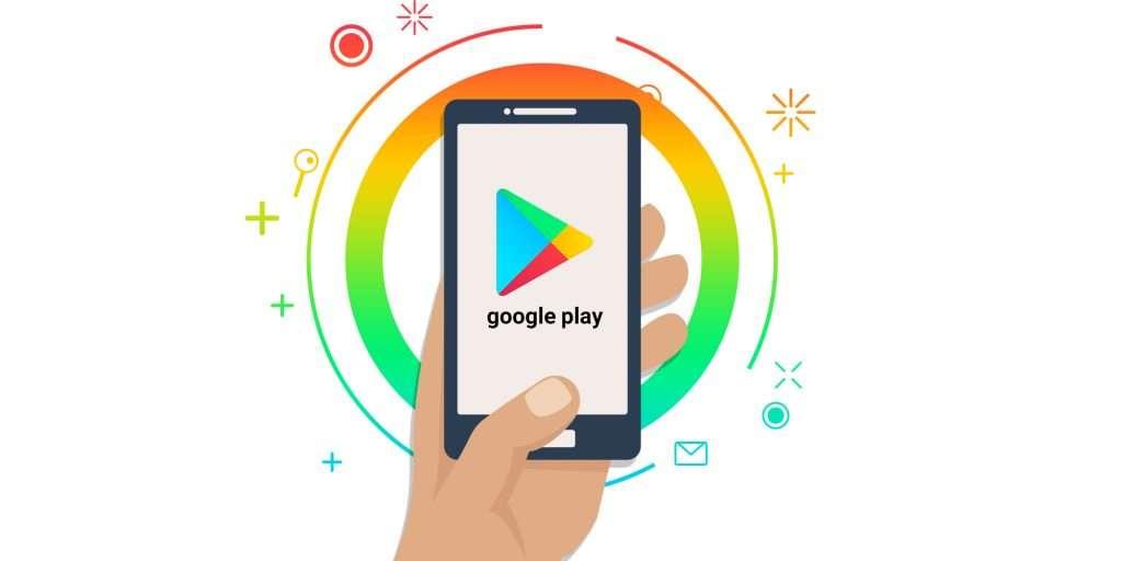 ارجاع گر نصب در گوگل پلی