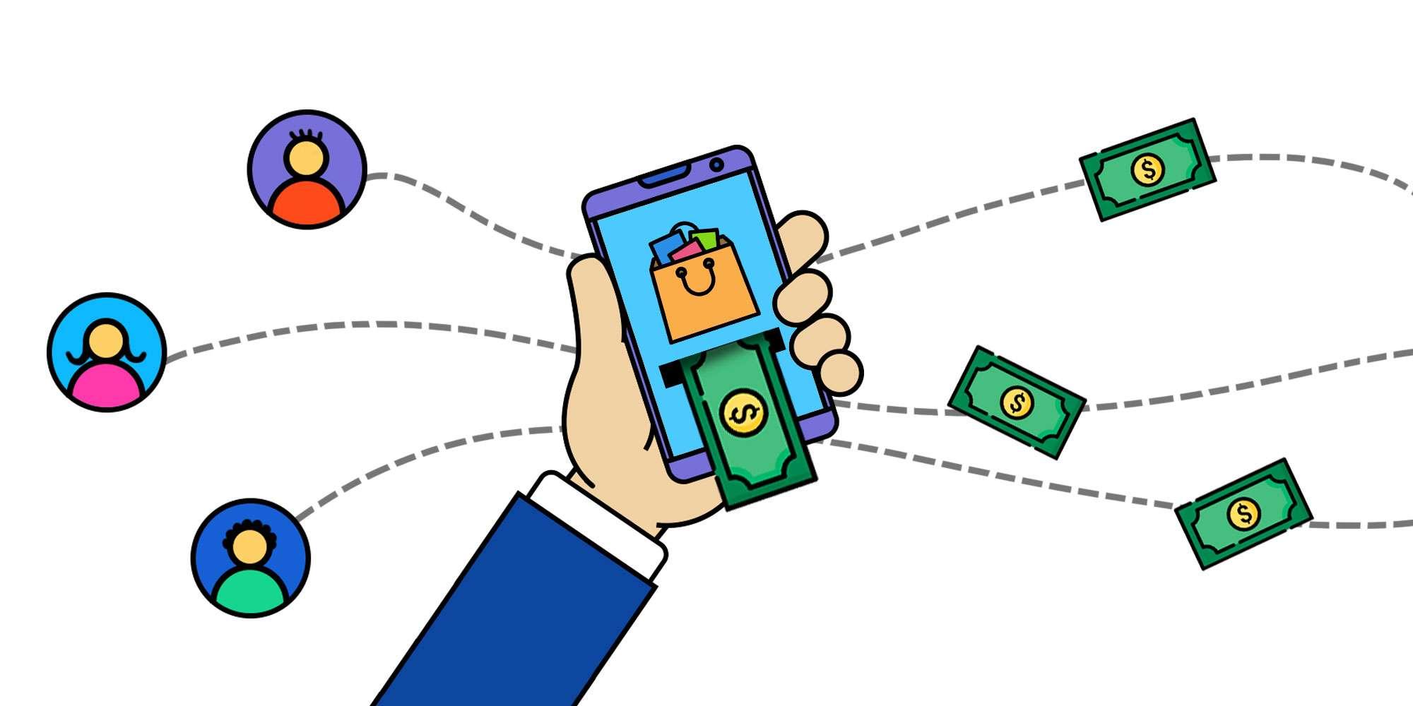 کسب درآمد از رویدادهای درون اپلیکیشن توسط متریکس رصد و تحلیل می شود