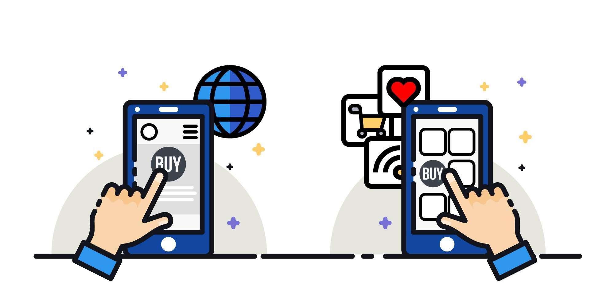 افزایش تعامل کاربران با موبایل در ماه رمضان و اهمیت بهینه بودن نسخه وب موبایل